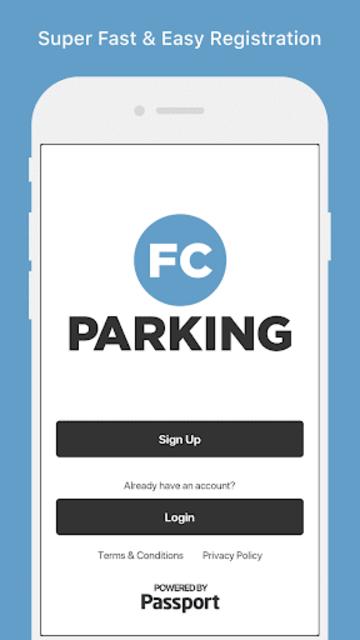 FC Parking screenshot 1
