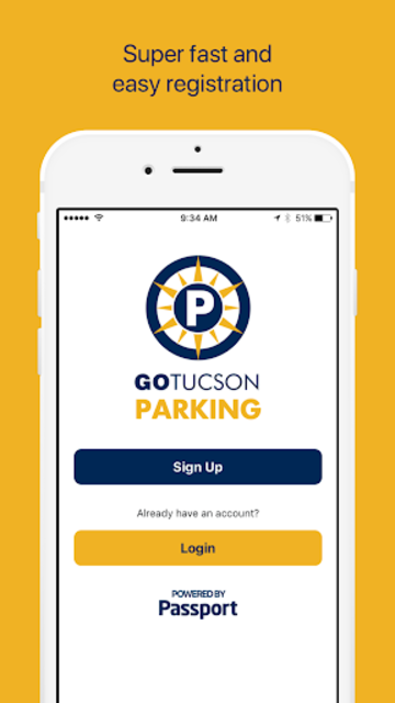 GoTucson Parking screenshot 1