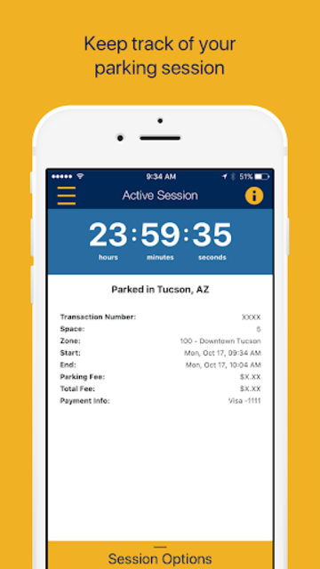 GoTucson Parking screenshot 4