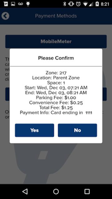 MobileMeter screenshot 3