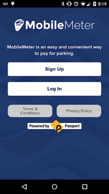 MobileMeter screenshot 1