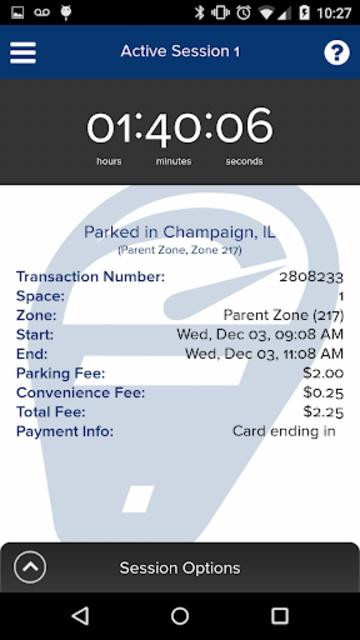 MobileMeter screenshot 2