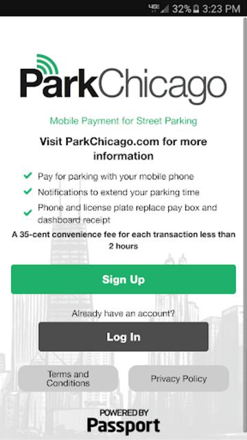ParkChicago screenshot 1