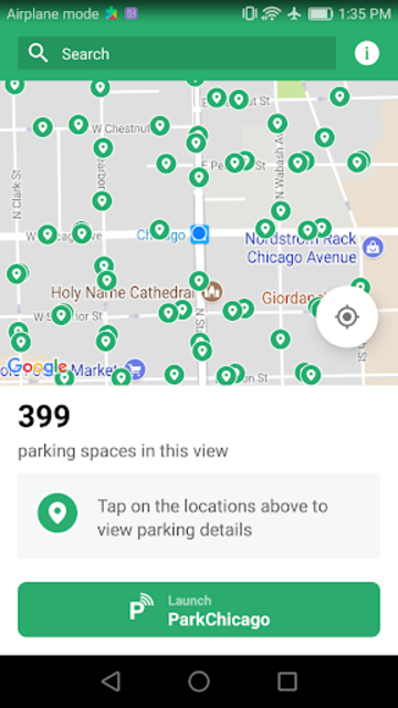 ParkChicagoMap screenshot 5