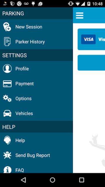 ParkDetroit screenshot 6