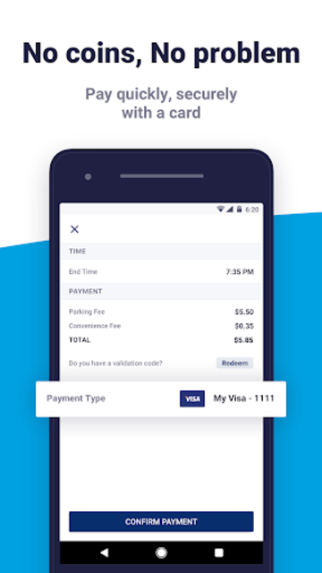 ParkOmaha – Park. Pay. Be on your way. screenshot 2