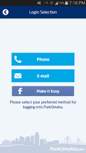 ParkOmaha screenshot 1