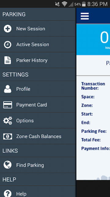 ParkOmaha – Park. Pay. Be on your way. screenshot 7