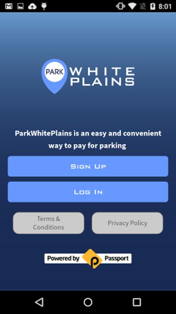 ParkWhitePlains screenshot 1