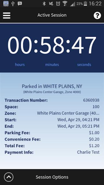 ParkWhitePlains screenshot 7