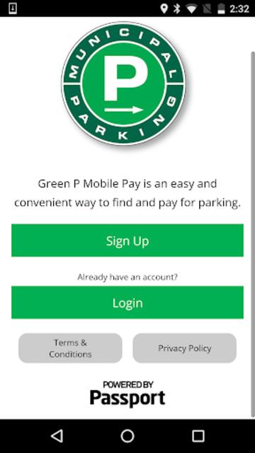 Green P screenshot 1