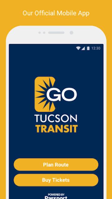 GoTucson Transit screenshot 1