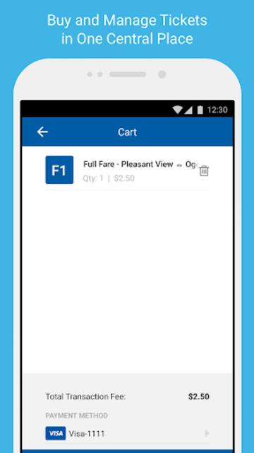 UTA GoRide screenshot 3
