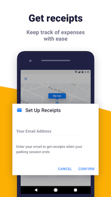 Passport Parking – Park. Pay. Be on your way. ® screenshot 5