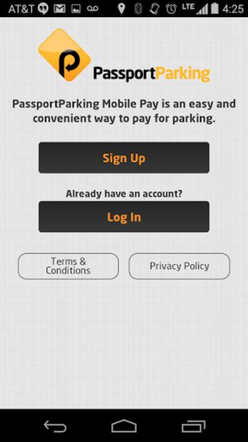 PassportParking Mobile Pay screenshot 8