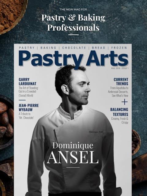 Pastry Arts Magazine screenshot 9
