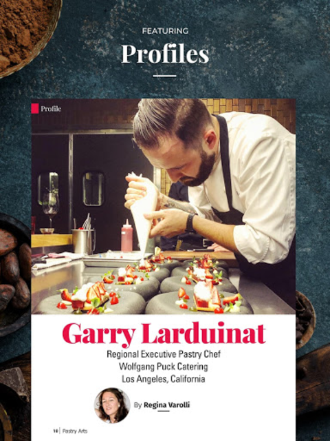 Pastry Arts Magazine screenshot 10