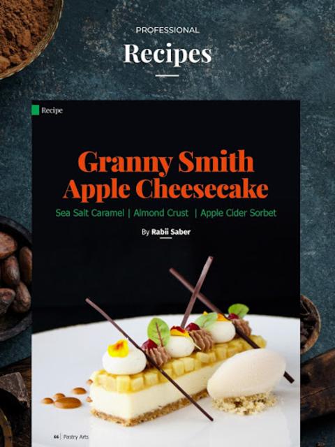 Pastry Arts Magazine screenshot 12