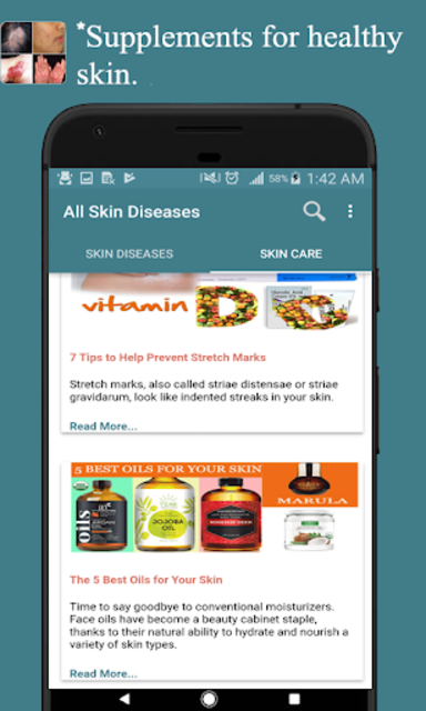 All Skin Diseases and Treatment- A to Z screenshot 7
