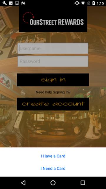 54th Street Grill Rewards screenshot 2