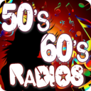 Icon for Free 60s & 50s Radios Music