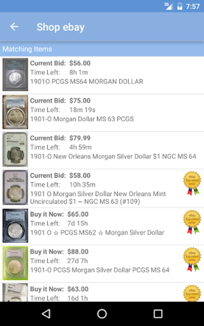 PCGS Price Guide - US Coin Values screenshot 12