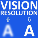 Icon for Vision Resolution