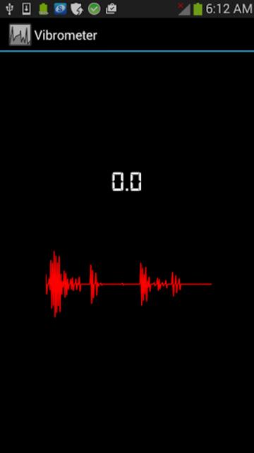 Vibration screenshot 2