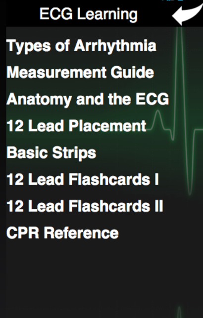 ECG Academy screenshot 4