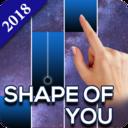 Icon for Piano Tiles Ed Sheeran Shape of You