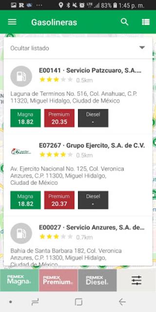 Guía Pemex • Find your station screenshot 2