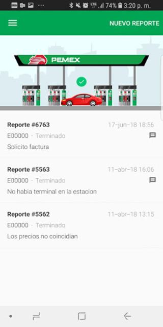 Guía Pemex • Find your station screenshot 6