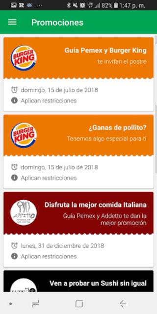 Guía Pemex • Find your station screenshot 7