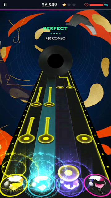 BEAT FEVER - Music Planet screenshot 7