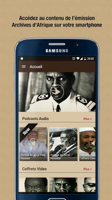 Archives d'Afrique screenshot 5