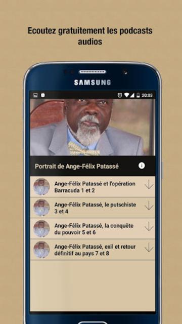 Archives d'Afrique screenshot 6