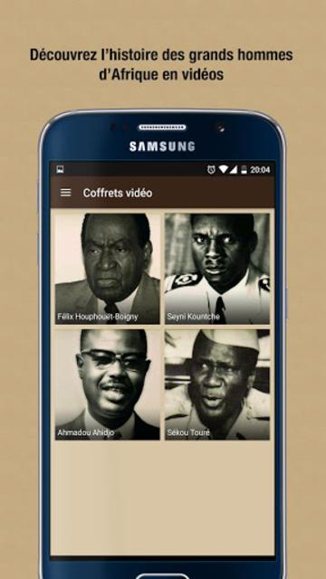Archives d'Afrique screenshot 7