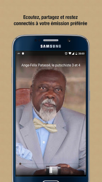 Archives d'Afrique screenshot 8