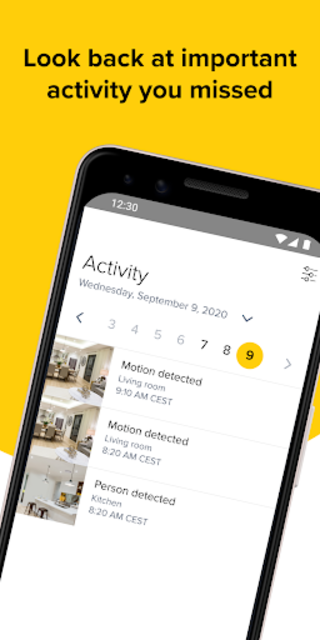 Sprint Home screenshot 4