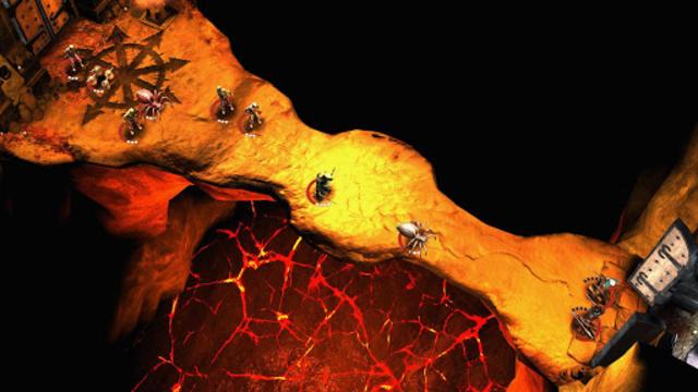 Warhammer Quest 2: The End Times screenshot 1