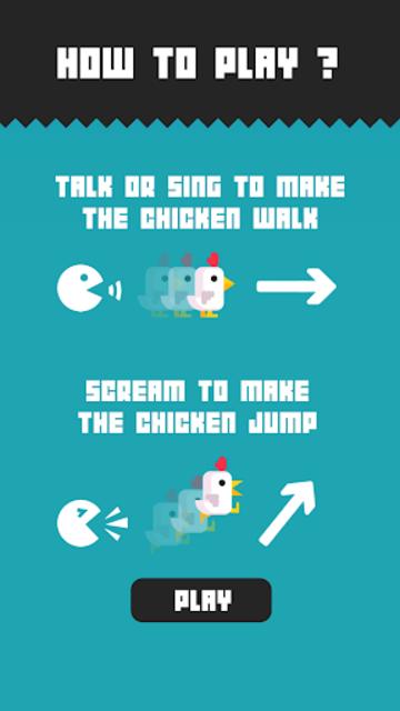 Chicken Scream screenshot 3