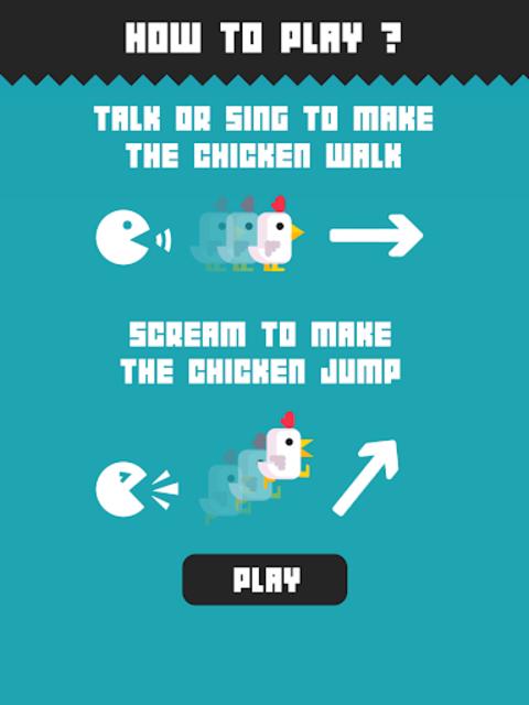Chicken Scream screenshot 9