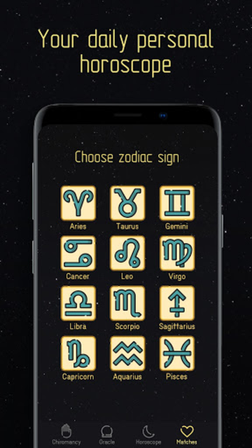 Astrology: daily horoscope and palmistry screenshot 5