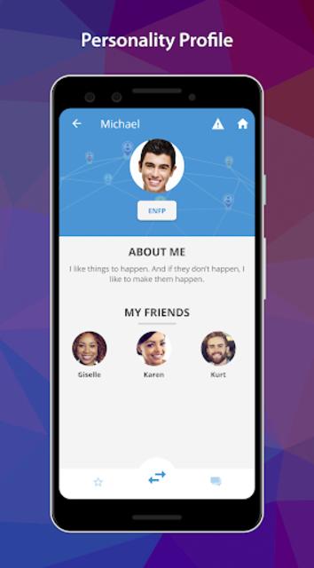 PersonalityMatch - Personality Test and Matching screenshot 8