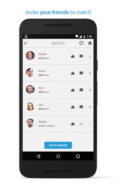 PersonalityMatch - Personality Test and Matching screenshot 4