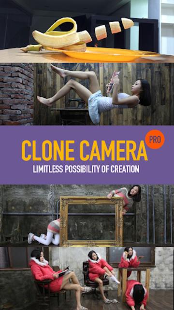 Clone Camera screenshot 1