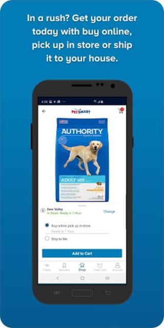 PetSmart screenshot 2