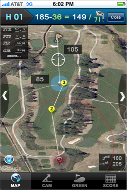 GOLF NAVI PRO screenshot 5