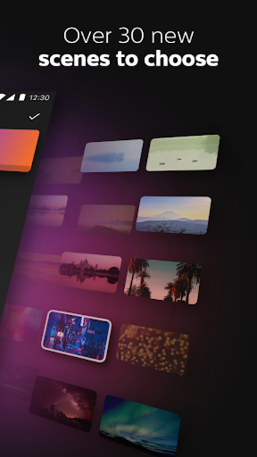 Philips Hue screenshot 5
