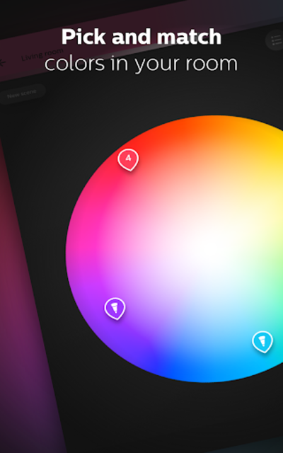 Philips Hue screenshot 9